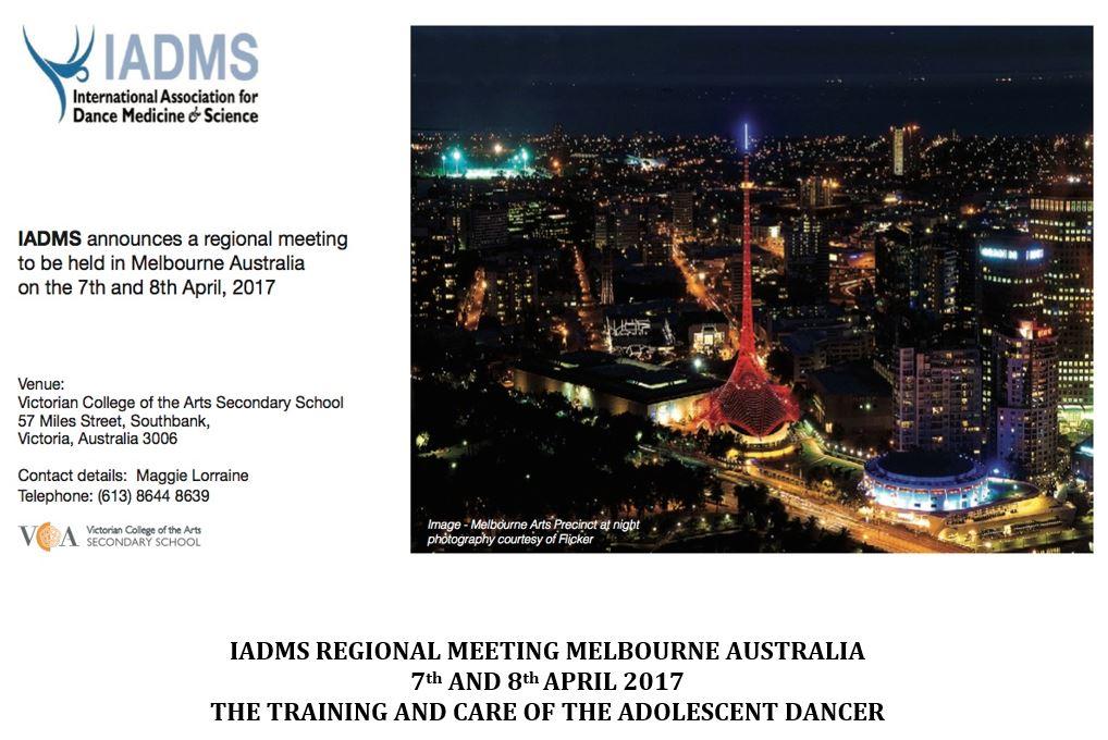 IADMS regional meeting